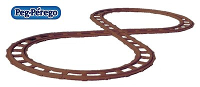 Peg Perego Train Tracks