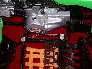 Kazuma Falcon 110 Deluxe: 110cc ATV: Kazuma 110cc ATV